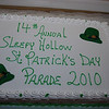 2010 St Patricks day Sleepy Hollow / Tarrytown installation dance :